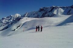Skifahrt Adelboden Skiclub Hausen (10)