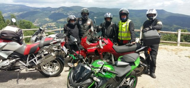 Bericht: Motorradtour am 25.6.2017